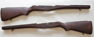 M14 M1A USGI Wood Stock, Walnut As New