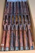 M14 M1A USGI Wood Stock, Birch Big Red Very Good